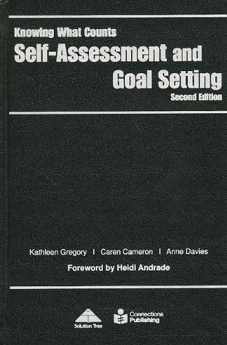9781935543770: Self-Assessment and Goal Setting (Knowing What Counts)