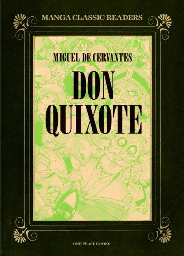 9781935548188: Don Quixote (Manga Classic Readers)