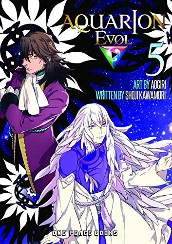 Aquarion Evol Volume 05: Kawamori, Shoji