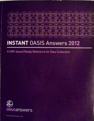 9781935549048: Instant Oasis Answers 2012 (2012)