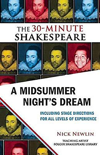 9781935550006: A Midsummer Night's Dream: The 30-Minute Shakespeare