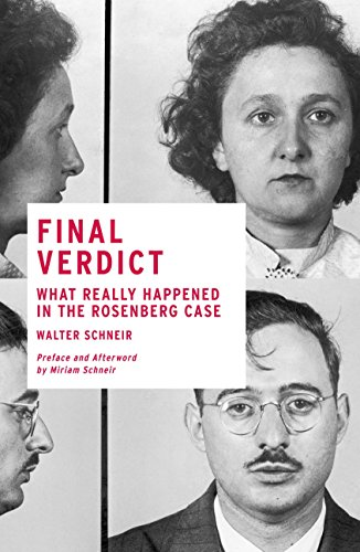 9781935554165: Final Verdict: What Really Happend in the Rosenberg Case