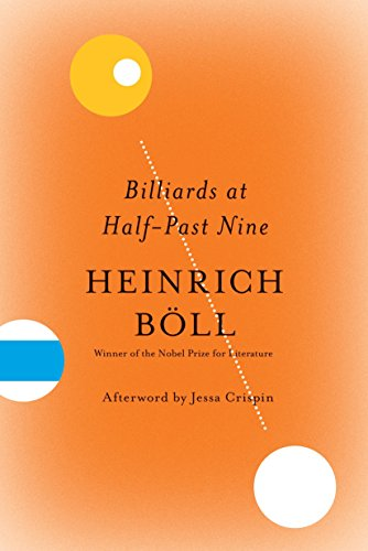 9781935554189: Billiards at Half-Past Nine (The Essential Heinrich Boll)