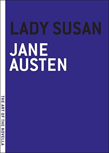 Lady Susan (Art of the Novel) Jane Austen