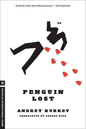 9781935554561: Penguin Lost (Melville International Crime)