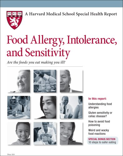9781935555704: Harvard Medical School Food Allergy, Intolerance, and Sensitivity (Harvard Medical School Special Health Reports)