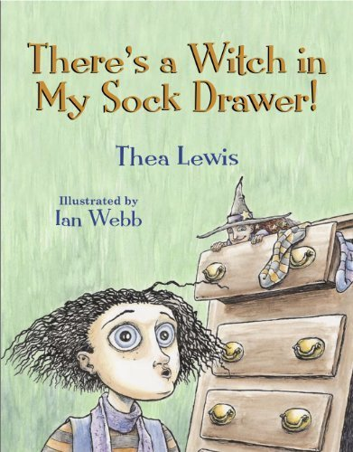 9781935557821: There's a Witch in My Sock Drawer!