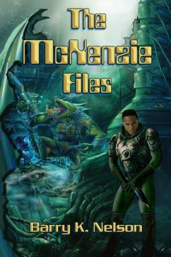 The McKenzie Files: Barry K. Nelson