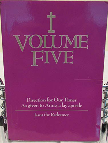 9781935566946: Volume Five: Jesus the Redeemer