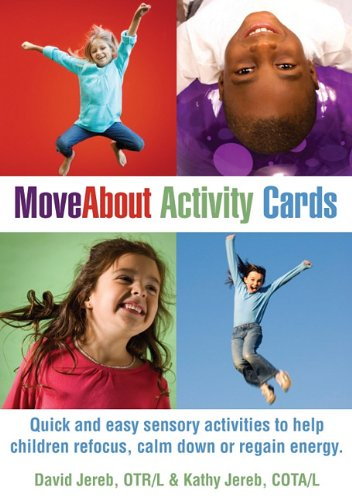 9781935567134: MoveAbout Activity Cards
