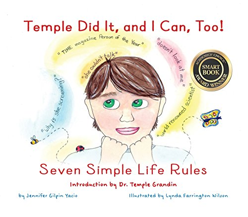 9781935567523: Temple Did It, and I Can, Too!: Seven Simple Life Rules