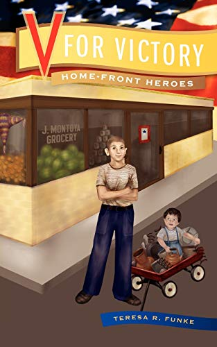 9781935571124: V for Victory (Home-Front Heroes)
