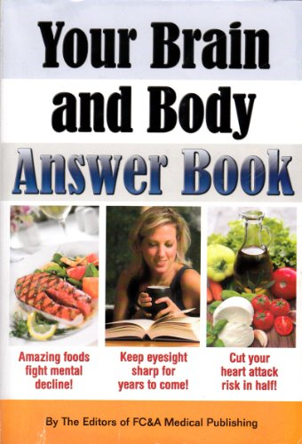 9781935574156: Your Brain and Body Answer Book