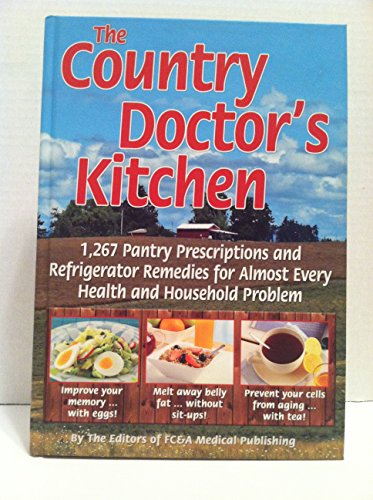 The Country Doctors Kitchen: FC & A