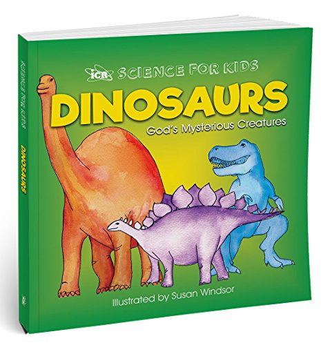 9781935587934: Dinosaurs: God's Mysterious Creatures