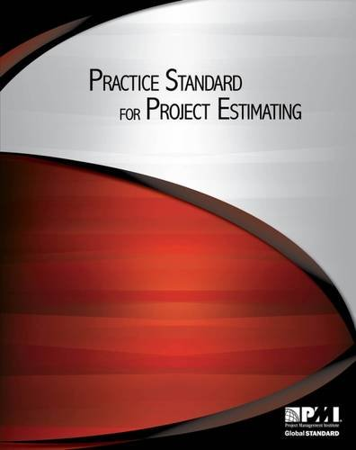 9781935589129: Practice Standard for Project Estimating