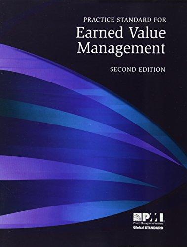 9781935589358: Practice Standard for Earned Value Management