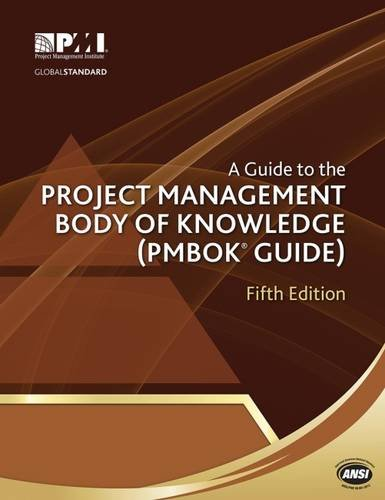 9781935589679: A Guide to the Project Management Body of Knowledge (PMBOK® Guide)–Fifth Edition