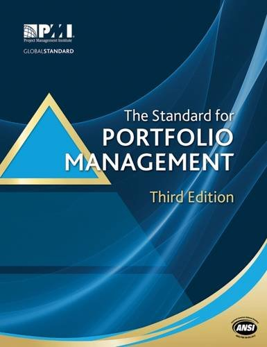 9781935589693: The Standard for Portfolio Management