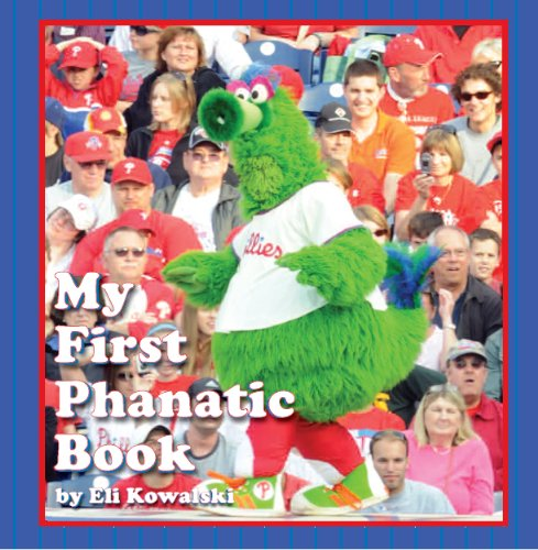 9781935592129: My First Phanatic Book