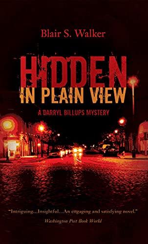9781935597612: Hidden in Plain View (A Darryl Billups Mystery)