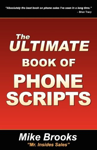 9781935602057: The Ultimate Book of Phone Scripts