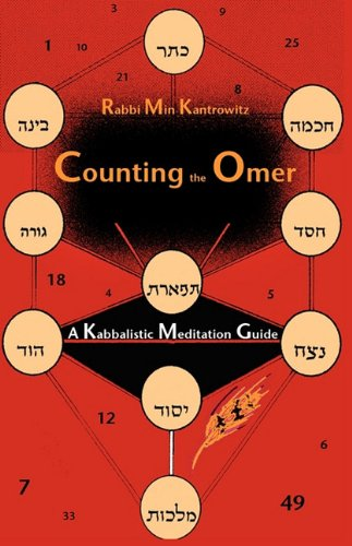 9781935604006: Counting the Omer: A Kabbalistic Meditation Guide