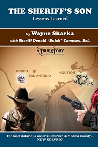 9781935605324: The Sheriff's Son: Lessons Learned