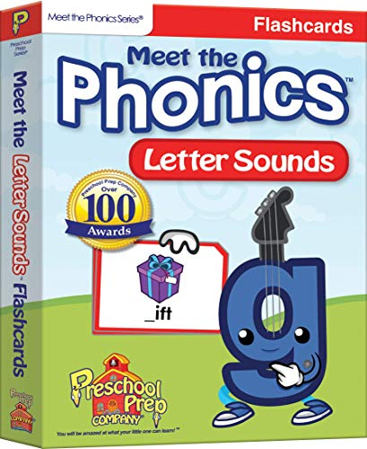 9781935610250: Meet the Phonics - Letter Sounds - Flashcards
