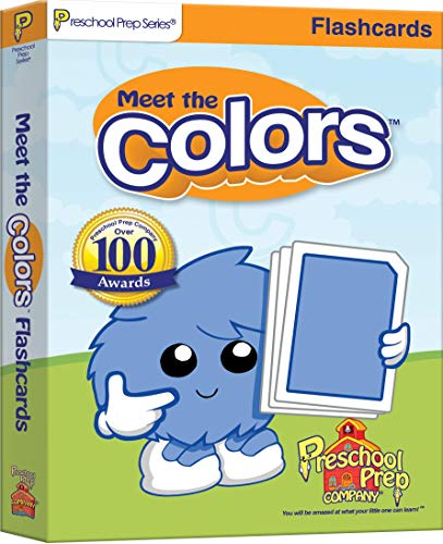 9781935610397: Meet the Colors - Flashcards