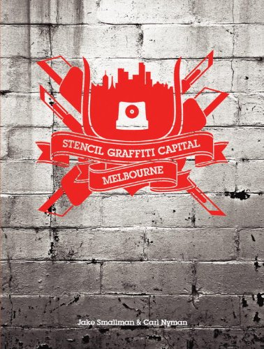9781935613312: Stencil Graffiti Capital: Melbourne