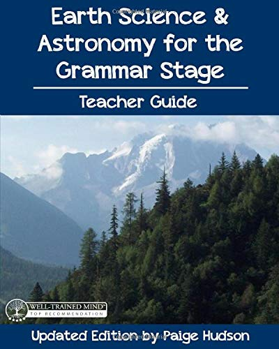 Earth Science & Astronomy for the Grammar