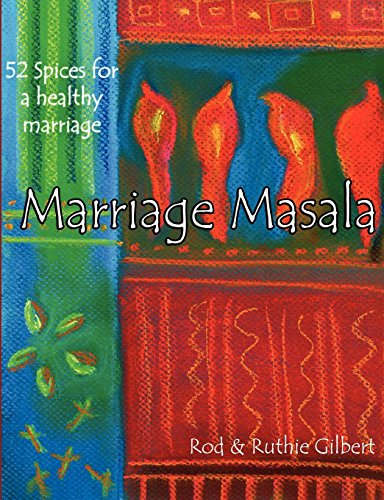 9781935614999: Marriage Masala: 52 Spices for a Healthy Marriage