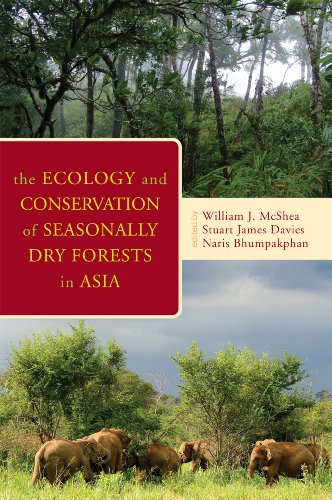 9781935623021: The Ecology and Conservation of Seasonally Dry Forests in Asia