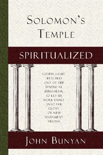 9781935626022: Solomon's Temple Spiritualized