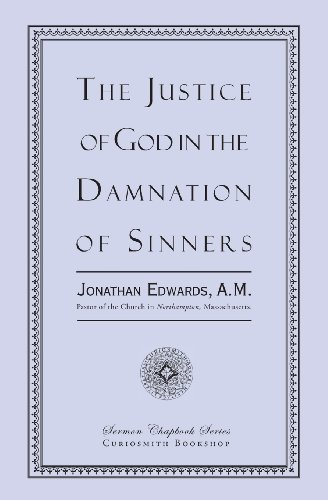 9781935626459: The Justice of God in the Damnation of Sinners