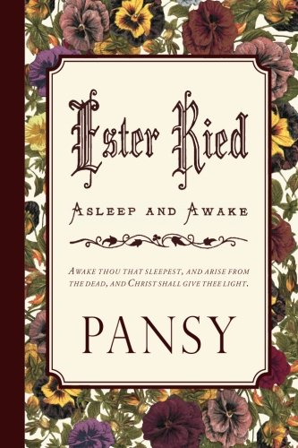 9781935626961: Ester Ried: Asleep and Awake
