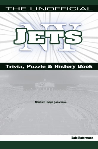 9781935628118: Unofficial Jets Trivia, Puzzles & History Book