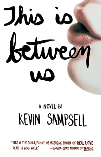 9781935639701: This Is Between Us