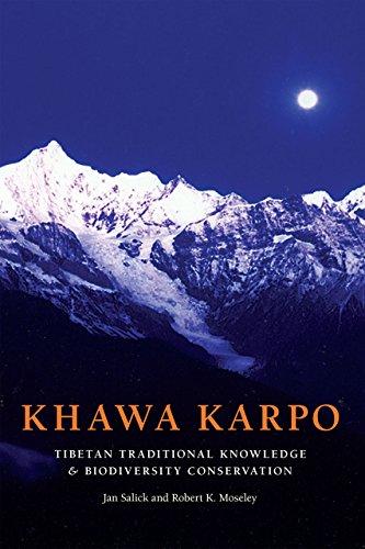 9781935641063: Khawa Karpo: Tibetan Traditional Knowledge and Biodiversity Conservation