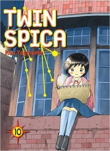 9781935654247: Twin Spica, Volume: 10