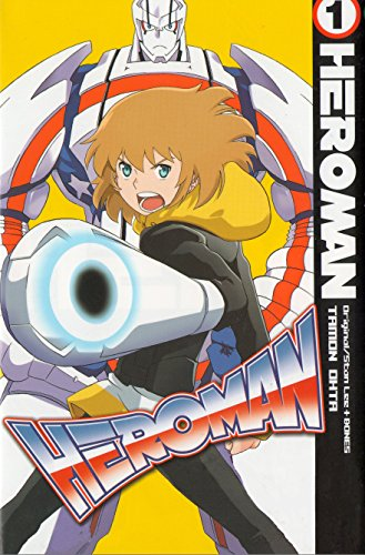 HeroMan volume 1: Tamon ?ta