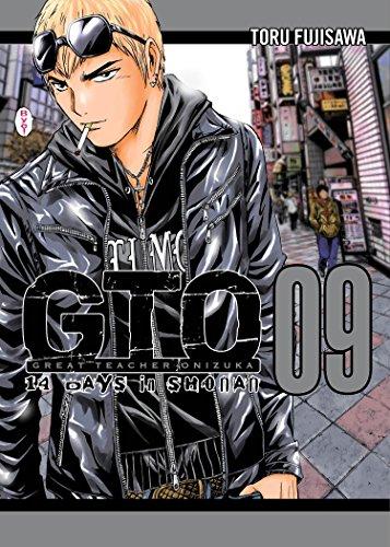 GTO 14 Days in Shonan, volume 9 (Great Teacher Onizuka): Fujisawa, Toru