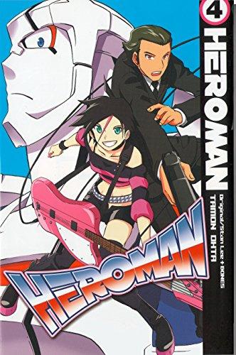 HeroMan, volume 4: Tamon ?ta