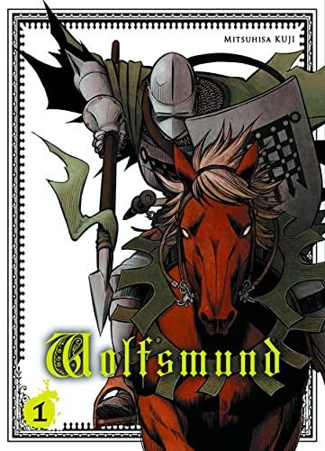 9781935654759: Wolfsmund, Vol. 1