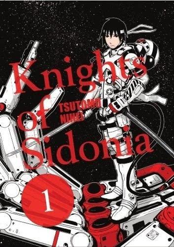 9781935654803: KNIGHTS OF SIDONIA 01