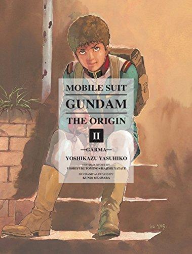 9781935654889: Mobile Suit Gundam: The Origin 2: Garma