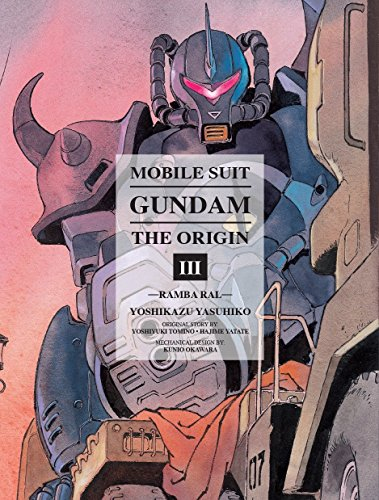 9781935654971: Mobile Suit Gundam: The Origin, Vol. 3- Ramba Ral