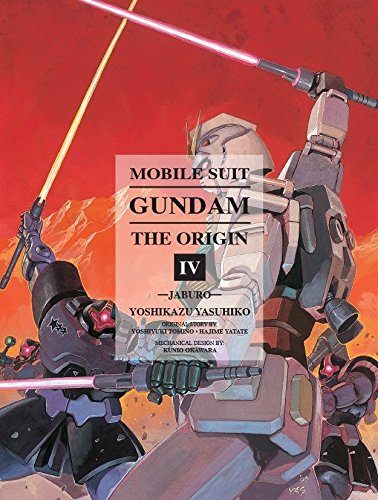 Mobile Suit Gundam The Origin 4