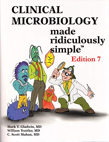 Clinical Microbiology Made Ridiculously Simple: Mark T. Gladwin;